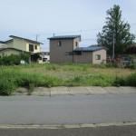 北西側道路より脇本保育園側を撮影(外観)