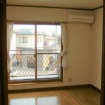 2Fバルコニー側洋室