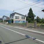 売地と前面道路