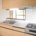 対面式キッチン2